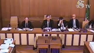 Intervento sottosegretario Santangelo, discussione generale Milleproroghe
