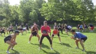 Bootcamp , Outdoor workouts