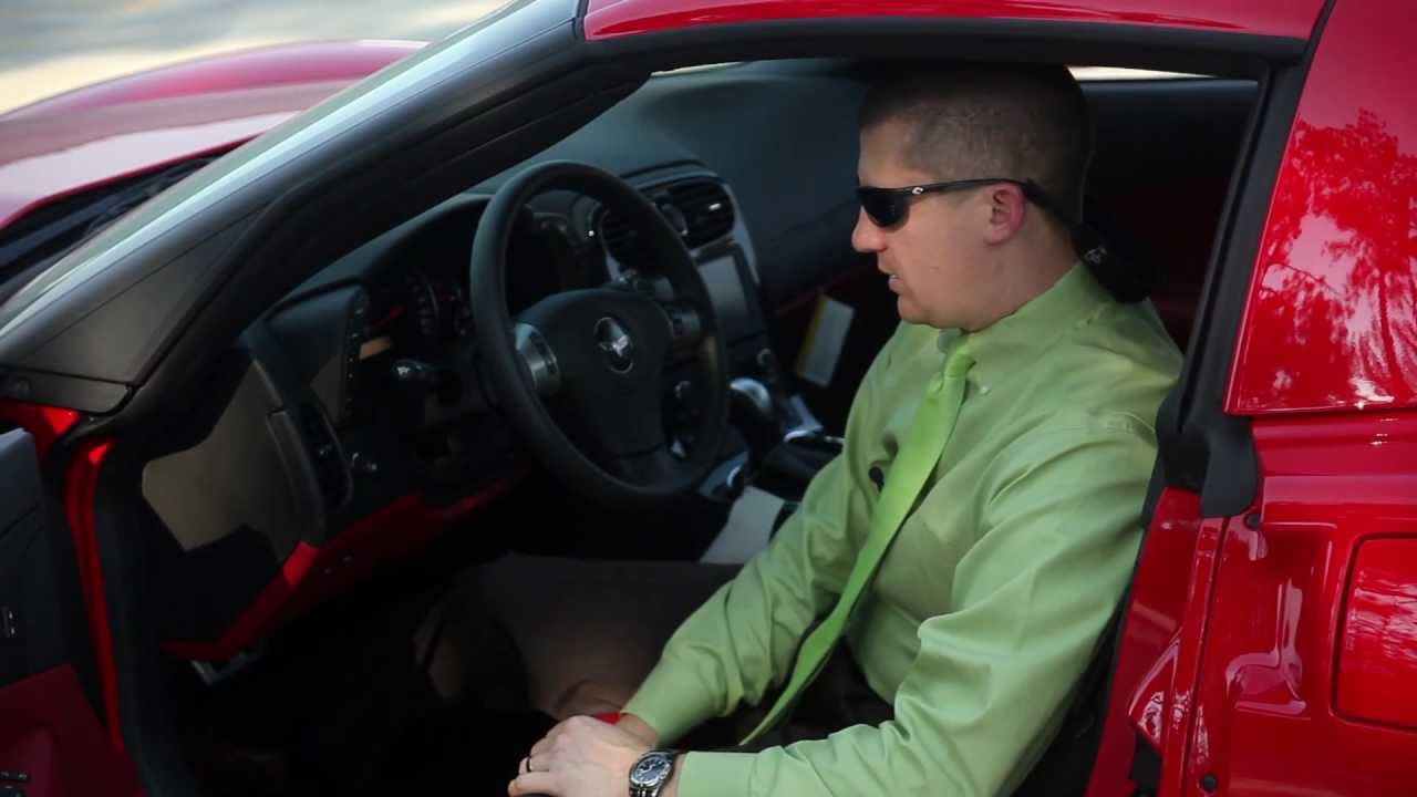 How To Get Out Of A Corvette With A Dead Battery