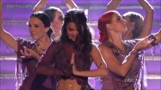"Selena Gomez ""Come & Get It"" Live on Dancing With The Stars HD"