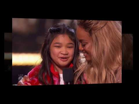 After America's Got Talent   Angelica Hale's career is just starting