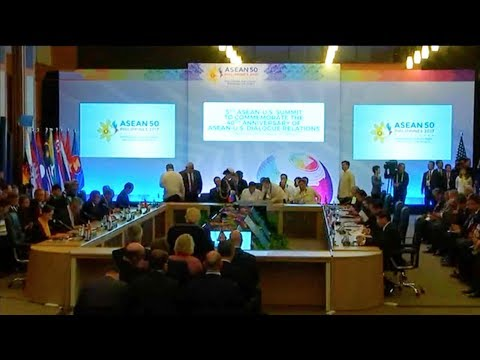 Opening session of the 31st ASEAN Summit, related meetings being held in the Philippines