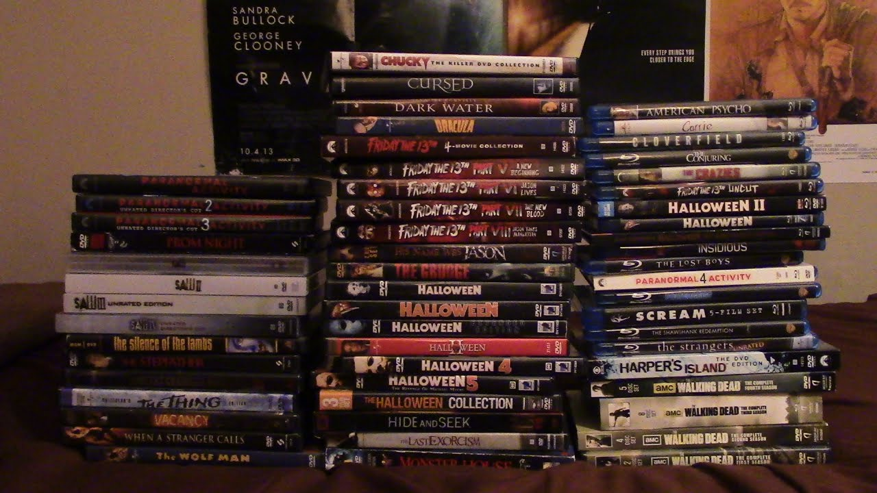 horror movies collection / best discount