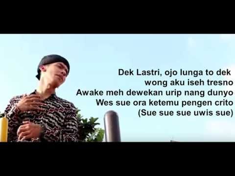 Dek Lastri (DESPACITO COVER) versi jawa (LIRIK) Mp3
