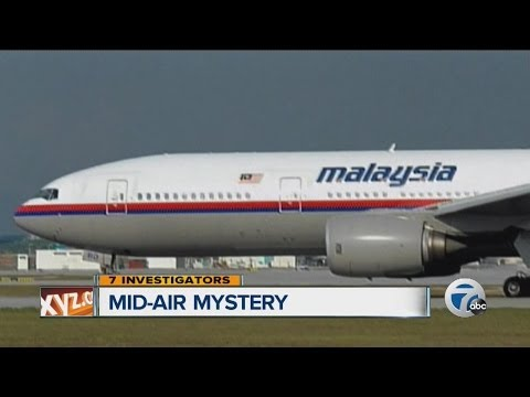 Another Malaysia Airlines flight MH370 update