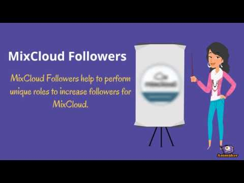 Buy MixCloud Followers to Get More Listeners Mp3
