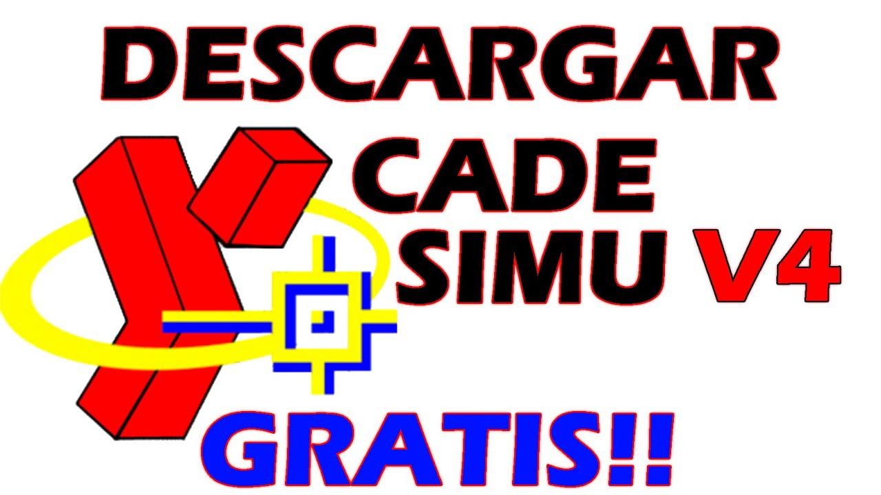 COMO DESCARGAR CADESIMU V4, GRATIS! || CON ARDUINO Y DISPOSITIVOS EN 3D