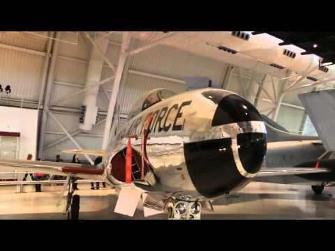 Lockheed T-33A-5-LO Shooting Star at Smithsonian