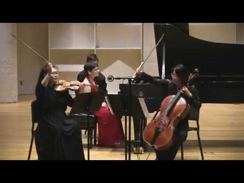 Lili Boulanger, Piano Trios