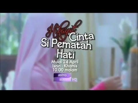 Hikayat Cinta Si Pematah Hati | Ganti 'Cik Serba Tahu' | Mulai 24 April 2017 | Slot MegaDrama Ria