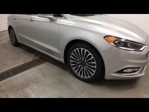 2018 Ford Fusion Grand Rapids, Rockford, Big Rapids, Muskegon, Greenville, MI P1891