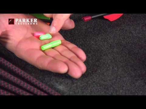 Parker Crossbows - RED HOT Capture Nocks