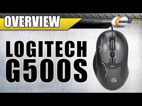 Logitech G500S Gaming Mouse & G440 Gaming Mouse Pad Overview - Newegg TV