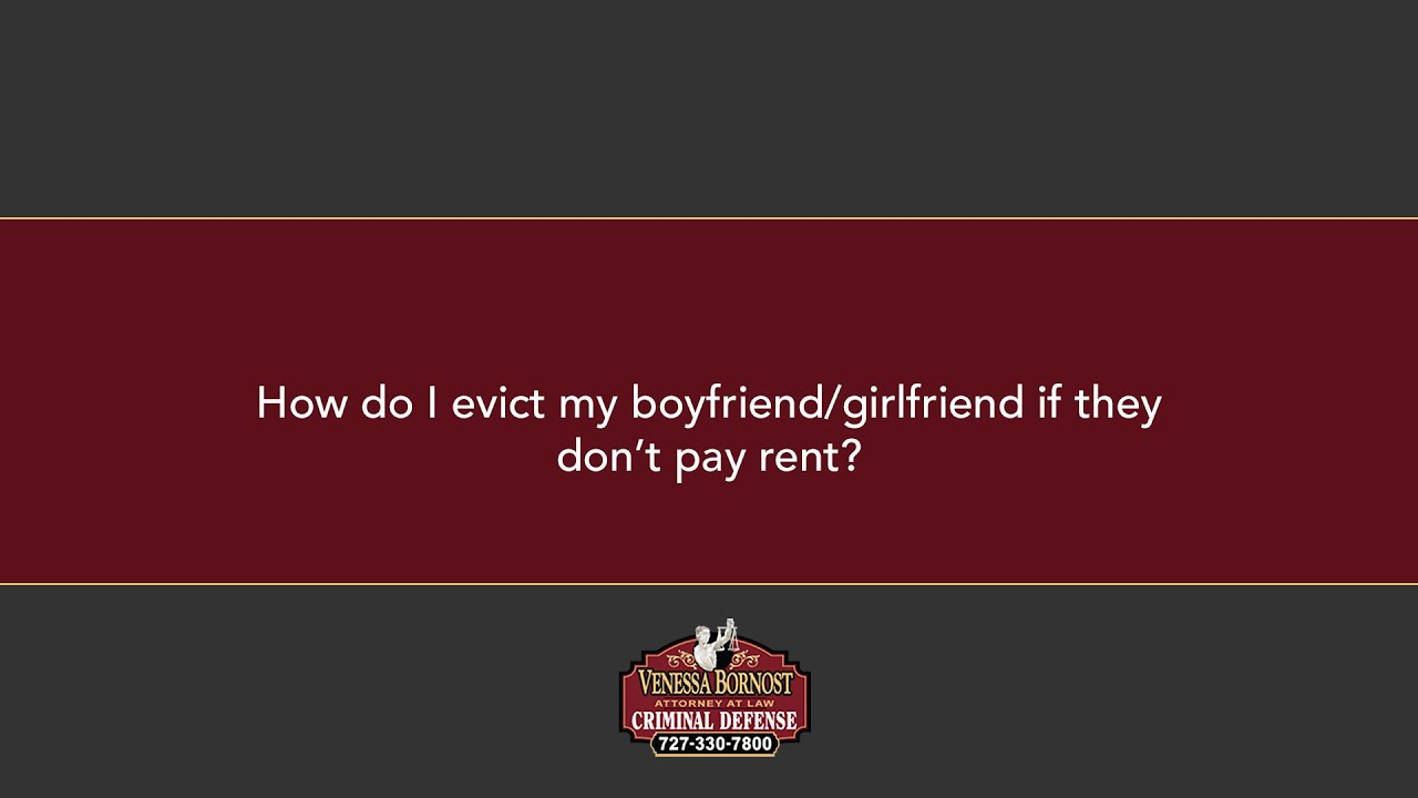 Selling my girlfriend to pay rent