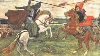 Будни монаха Глеба  ч. 19  О Куликовской битве