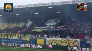 The Making of Banners for the derby by Cambuur Culture (CAM-dkv)