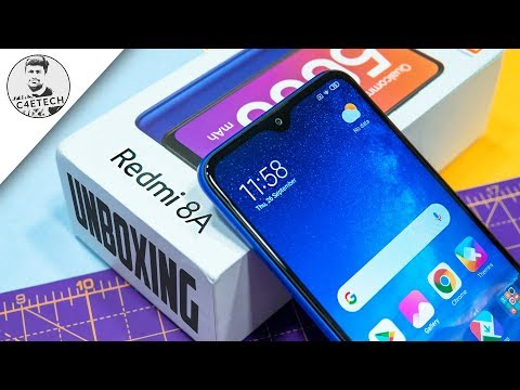 Redmi 8A Unboxing - Same Chip, New Body | 500 Rupees More!