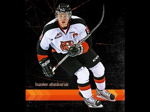 Hunter Shinkaruk - 2013/14 Highlights