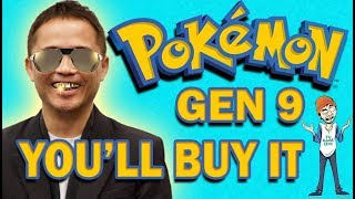 Pokemon Gen 9 Games Will Be Lazy Cash Grabs and It's Your Fault - FUgameNews