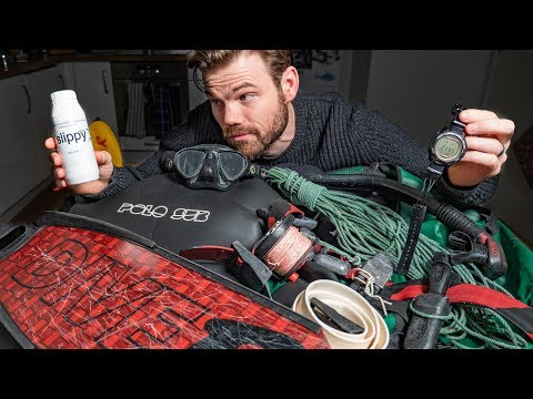 What's In My Dive Bag For Spearfishing?