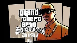 Gta San Andreas On Sony Xperia M Dual With Joystick