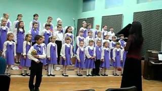 Хоровая студия Созвучие. Младший хор. Шалуны.