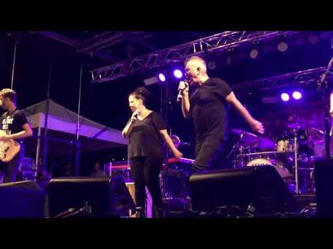 Jimmy Barnes & Mahalia Barnes Proud Mary - Hotter Than Hell Tour Redland Bay Hotel Qld. 22/1/17