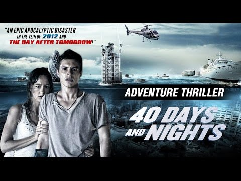 40 DAYS AND NIGHTS | New Action Movies 2016 Full Movie Engli