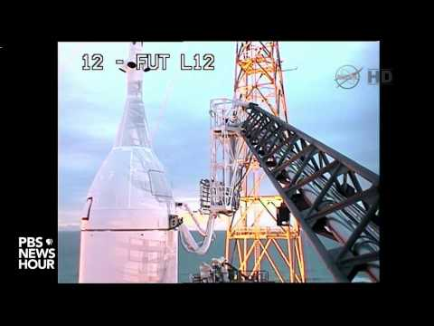 Tower cam shows Orion launch from closeup