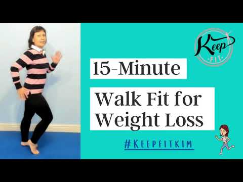 Walk Fit on Wednesday