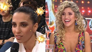 ¿Cinthia Fernández se puso celosa de Laurita porque su novio la quiso chamuyar?