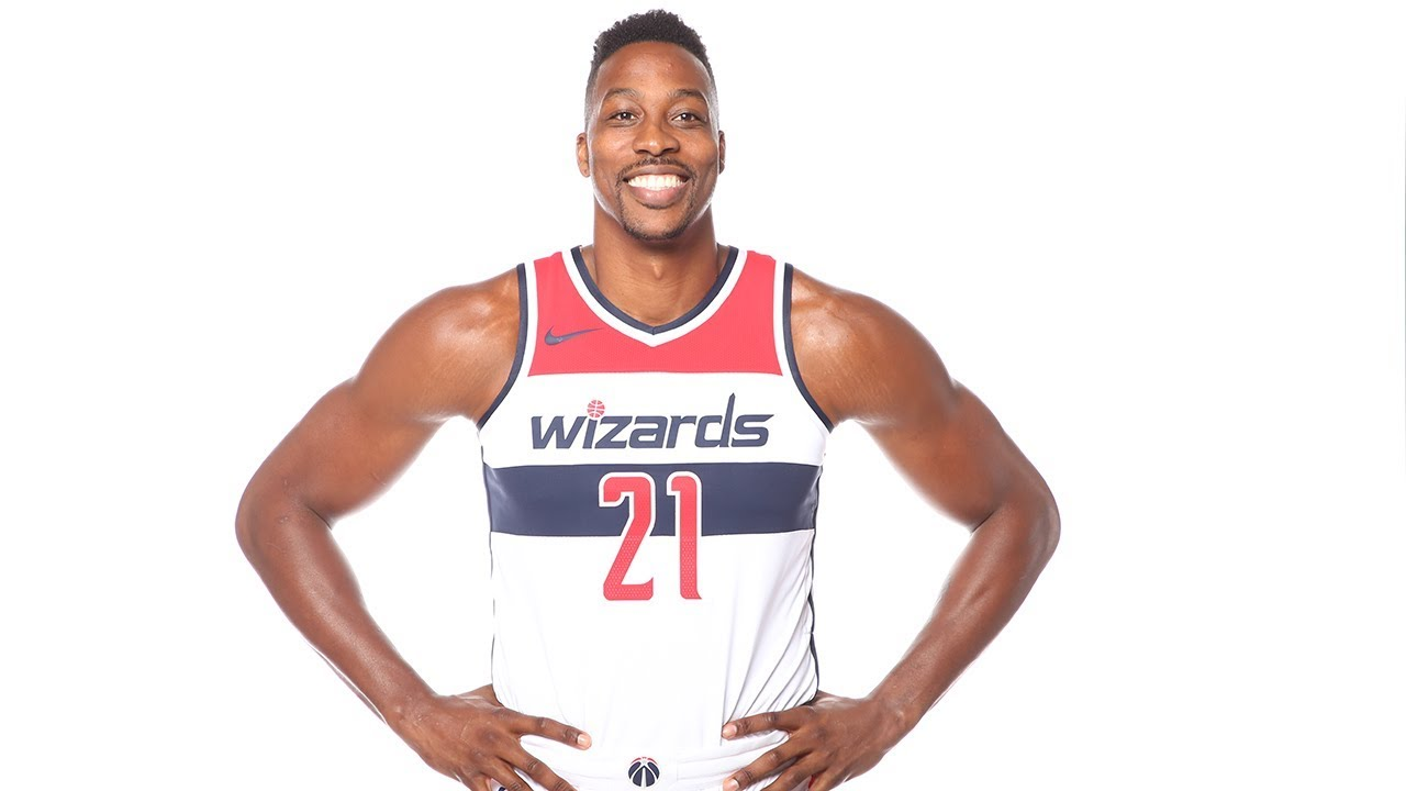 info for f0463 33607 Dwight Howard 2017-18 Highlights