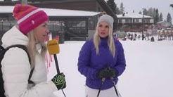 Sanna-Leena Perungan hiihtokoulu