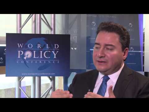 World Policy Conference 2013 - Ali BABACAN