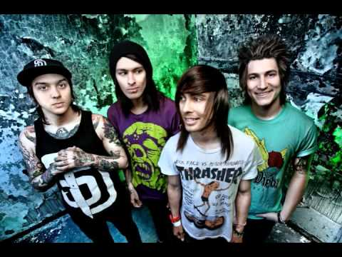 Pierce The Veil - The Boy Who Could Fly