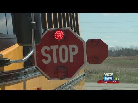 East Noble Spearheading Bus Stop Arm Camera Program
