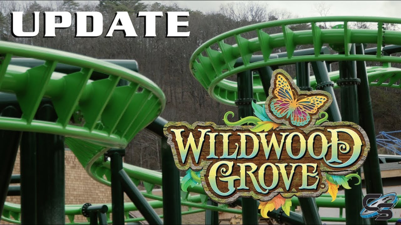 Wildwood Grove Construction Update January 2019 Dollywood Theme Park on