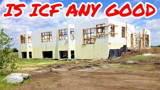 7 Drawbacks to ICF Construction -- Problems with Insulated Concrete Forms