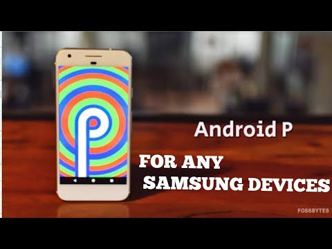 Install Android P IN J7 PRIME / AND ANY SAMSUNG DEVICE