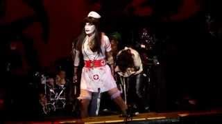 Alice Cooper - Ballad of Dwight Fry - I Love The Dead - Montgomery, AL - 10-17-2014