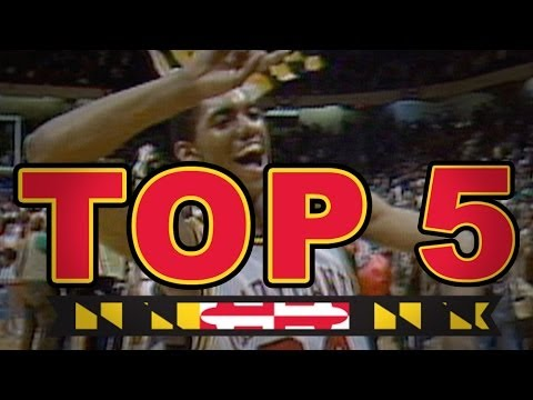 Top 5 Maryland ACC Basketball Moments | A Farewell To Maryland In The ACC