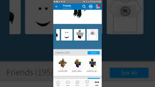 How to wear Robux without Robux on mobile