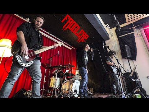 FROG LEAP BAND: THE BRIGHTON REHERSALS