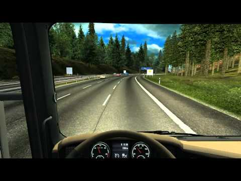 GTS Scania Opticruise shifting sound