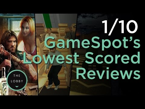 1 Out Of 10: The Worst Games Ever Reviewed By GameSpot - The Lobby