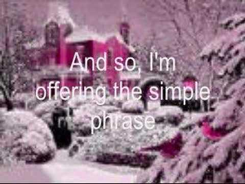 Christmas Song - Nat King Cole