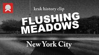 Flushing Meadows Park, NY - History clip - Best Tricks