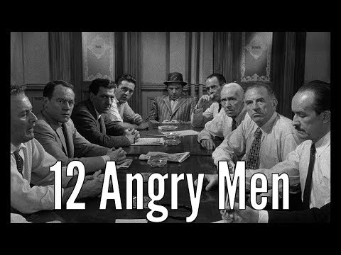 12 Angry Men - The Value of Human Life