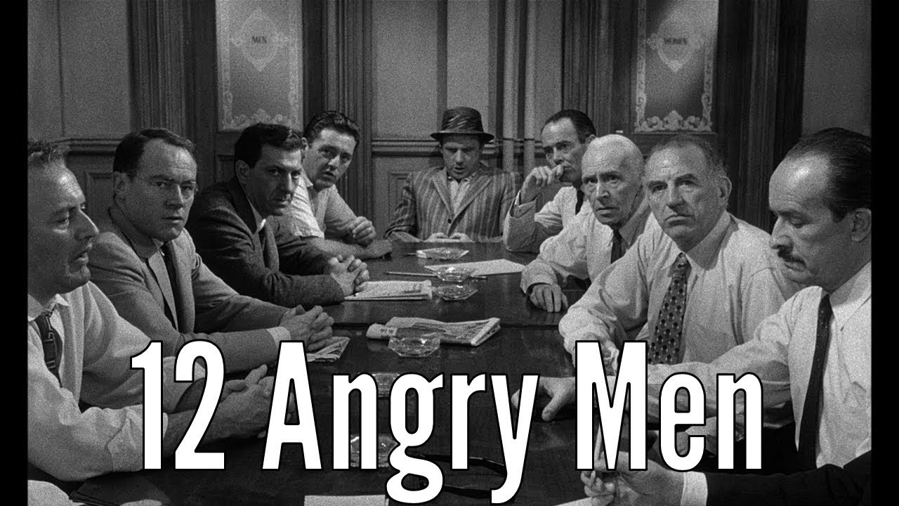 angry men the value of human life  12 angry men the value of human life
