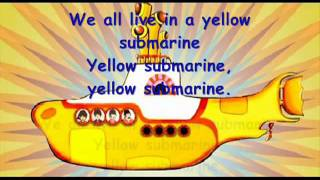 Malaysia Yellow Submarine full song with lyrics